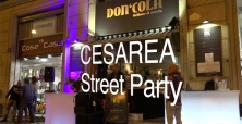Cesarea Street Party